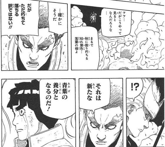 NARUTO ナルト マイト・ガイ マダラ ロック・リー 八門遁甲