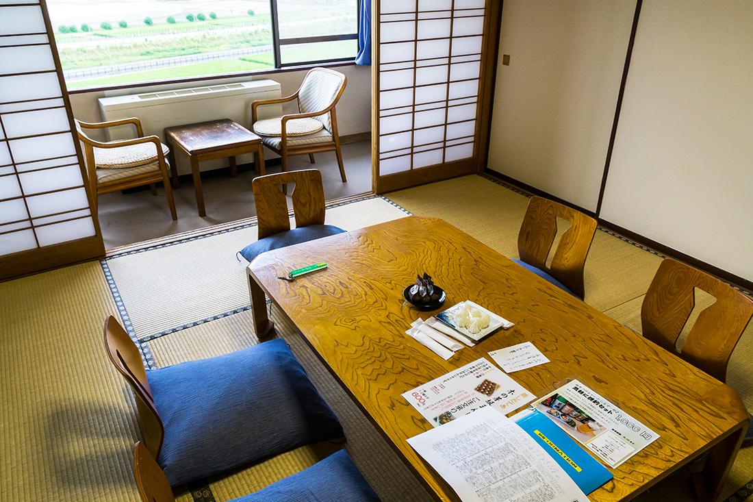 田舎体験 ホテル木の芽坂の部屋
